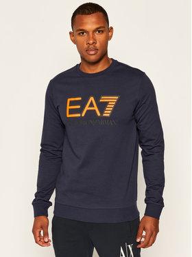 EA7 Emporio Armani EA7 Emporio Armani Sweatshirt 6HPM60 PJ05Z 1554 Dunkelblau Regular Fit
