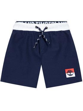 Timberland Timberland Pantaloncini da bagno T24B43 D Blu scuro Regular Fit
