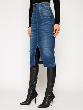 Guess Guess Gonna di jeans Kat W0BD25 D38RC Blu scuro Slim Fit