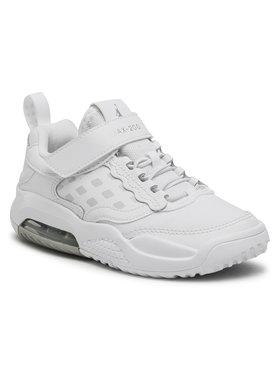 Nike Nike Обувки Jordan Max 200 (PS) CU1060 101 Бял