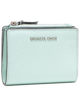 MICHAEL Michael Kors MICHAEL Michael Kors Velká dámská peněženka Jet Set 34S1SJ6F6L Zelená