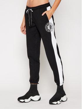 DKNY Sport DKNY Sport Pantaloni da tuta DP0P2359 Nero Regular Fit