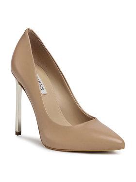 Guess Guess Обувки на ток Edma FL7EDA LEA08 Розов