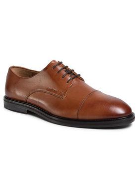 Strellson Strellson Κλειστά παπούτσια Jones 4010002832 Καφέ