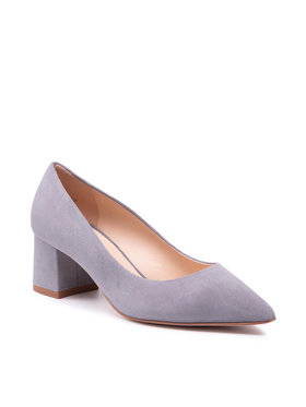 Solo Femme Solo Femme Κλειστά παπούτσια 48901-01-E37/000-04-00 Γκρι