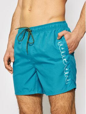 """Rip Curl Rip Curl Szorty plażowe Mama 16"""" CBONO4 Niebieski Regular Fit"""