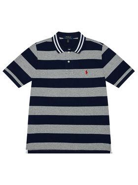 Polo Ralph Lauren Polo Ralph Lauren Pólóing Ss Kc 323793534002 Sötétkék Regular Fit