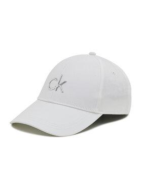 Calvin Klein Calvin Klein Czapka z daszkiem Bb Cap K60K608211 Bordowy