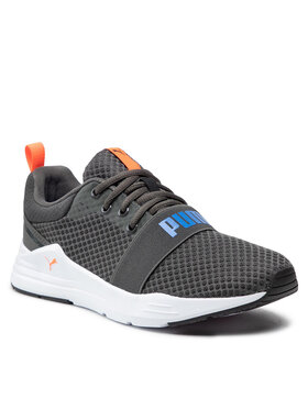 Puma Puma Обувки Wired Run Ripstop 382720 02 Сив
