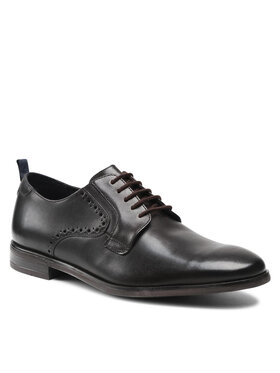 Clarks Clarks Chaussures basses Stanford Lace 261632707 Marron