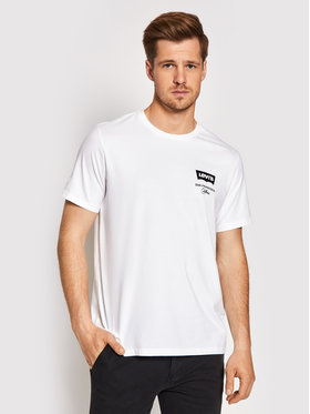 Levi's® Levi's® T-Shirt Housemarked Graphic Tee 22489-0428 Weiß Standard Fit