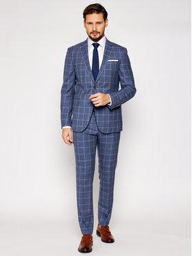 Joop! Joop! Κοστούμι 17 Js-Herby-Blayr-Str 30026574 Σκούρο μπλε Slim Fit