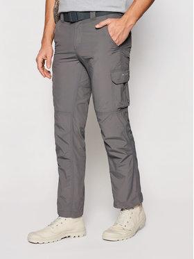 Columbia Columbia Outdoor панталони Silver Ridge II 1794901 Сив Regular Fit