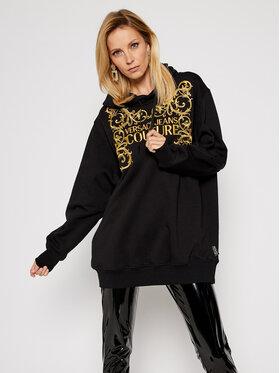 Versace Jeans Couture Versace Jeans Couture Суитшърт B6HZB71T Черен Regular Fit