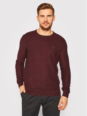 Polo Ralph Lauren Polo Ralph Lauren Sweater 710680593039 Bordó Regular Fit