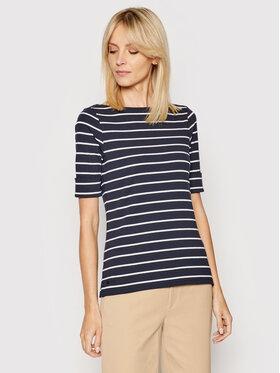 Lauren Ralph Lauren Lauren Ralph Lauren T-Shirt 200701085002 Dunkelblau Regular Fit