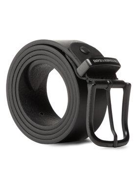 Trussardi Trussardi Jeans Cintura da uomo Business Affair Belt 71L00081 Nero