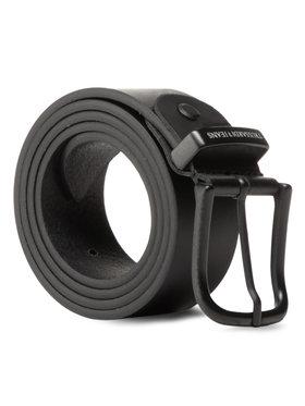 Trussardi Trussardi Jeans Vyriškas Diržas Business Affair Belt 71L00081 Juoda