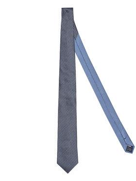 Tommy Hilfiger Tailored Tommy Hilfiger Tailored Cravată TT0TT08349 Bleumarin