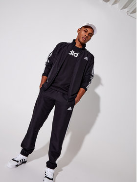 adidas adidas T-Shirt Essentials Linear DU0404 Černá Regular Fit