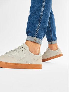 DC DC Sneakersy Kalis Vulc ADYS300569 Sivá