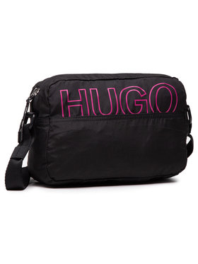 Hugo Hugo Kabelka Reborn Crossbody 50446437 Černá