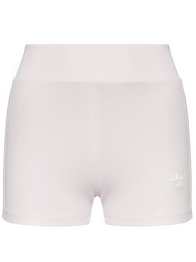 adidas adidas Pantaloni scurți sport Booty Shorts H56463 Roz Slim Fit