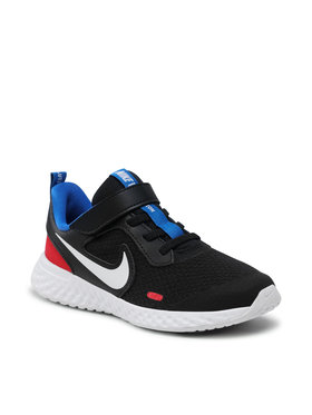 Nike Nike Topánky Revolution 5 (PSV) BQ5672 020 Čierna