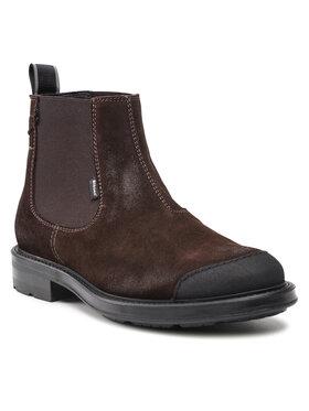 Blauer Blauer Kotníková obuv s elastickým prvkem F1HAYWARD05/SUE Hnědá