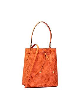 Lauren Ralph Lauren Lauren Ralph Lauren Дамска чанта Debby 431818854004 Оранжев