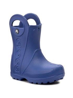 Crocs Crocs Bottes de pluie Handle It Rain Boot Kids 12803 Bleu marine