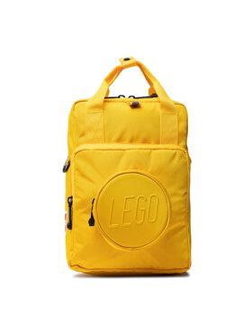 LEGO LEGO Plecak Brick 1x1 Kids Backpack 20206-0024 Żółty