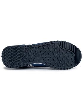 Pepe Jeans Sneakersy Tinker Zero Ath PMS30612 Tmavomodrá