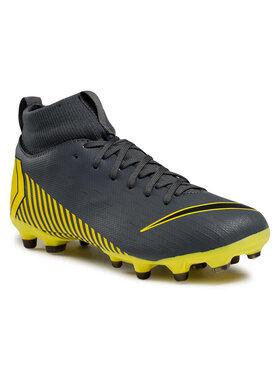 Nike Nike Buty Jr Superfly 6 Academy Gs AH7337 070 Szary
