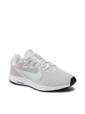 Nike Nike Topánky Downshifter 9 AQ7486 007 Sivá