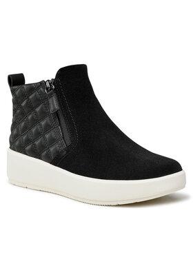 Clarks Clarks Sneakersy Layton Zip 261621034 Czarny