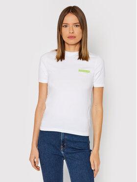 Calvin Klein Jeans Calvin Klein Jeans Футболка J20J217295 Білий Regular Fit