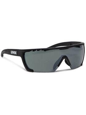 Uvex Uvex Okulary przeciwsłoneczne Sportstyle 707 Cv S5320452290 Czarny