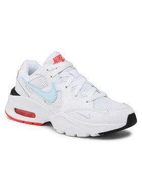 Nike Nike Обувки Air Max Fusion CJ1671 103 Бял