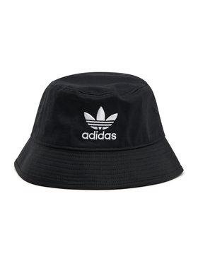 adidas adidas Bucket Trefoil Bucket Hat AJ8995 Czarny
