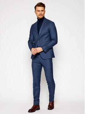 Tommy Hilfiger Tailored Tommy Hilfiger Tailored Κοστούμι Blend TT0TT08438 Σκούρο μπλε Regular Fit