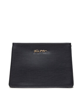 Tommy Hilfiger Tommy Hilfiger Pochette per cosmetici Iconic Tommy Washbag AW0AW10131 Rosa