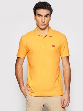 Levi's® Levi's® Polohemd Standard Housemarked 35959-0006 Gelb Standard Fit