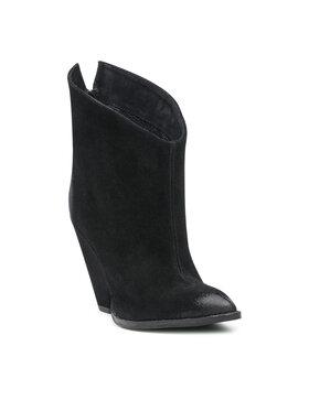 Carinii Carinii Členková obuv B7681 Čierna
