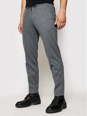 Roy Robson Roy Robson Текстилни панталони 219-01 Сив Slim Fit