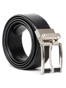 Guess Guess Cintura da uomo Not Coordinated Belts BM7283 LEA35 Nero