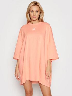 Puma Puma Kleid für den Alltag Classics 530415 Orange Relaxed Fit