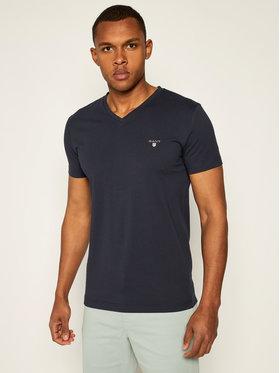 Gant Gant T-shirt The Original 234104 Bleu marine Slim Fit