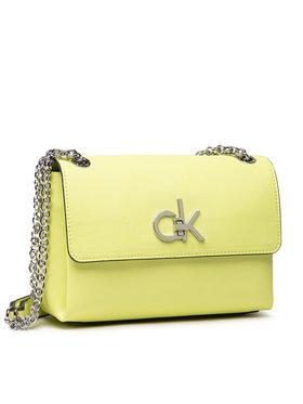 Calvin Klein Calvin Klein Kabelka Ew Conv Xbody K60K608174 Zelená