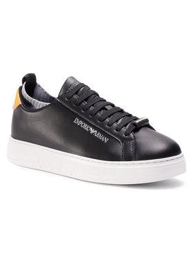 Emporio Armani Emporio Armani Sneakers X4X308 XM485 N233 Negru